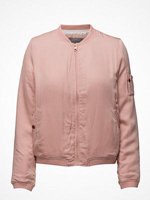 Calvin Klein Jeans persikofärgad bomberjacka Orla Sateen Bomber,