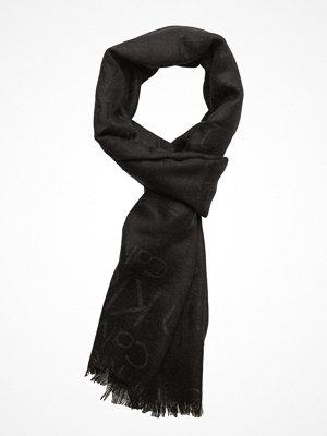 Halsdukar & scarves - Calvin Klein Logo 2 Scarf, 909, O