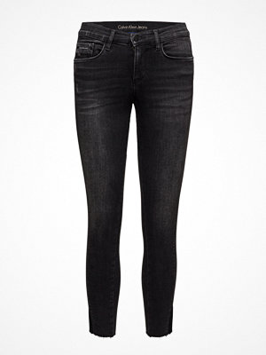 Jeans - Calvin Klein Jeans Mid Rise Skinny Twis
