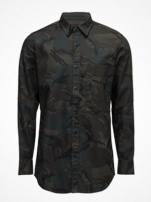 G-Star Stalt Long Denim  Shirt L