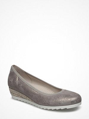 Ballerinaskor - Gabor Wedge Court Shoe