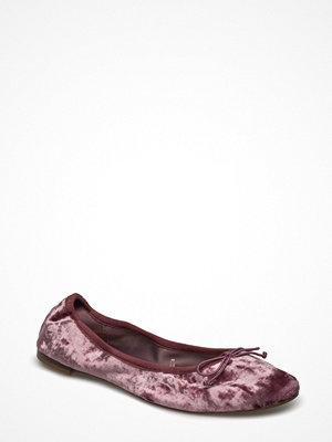 Ballerinaskor - Mango Velvet Ballerinas