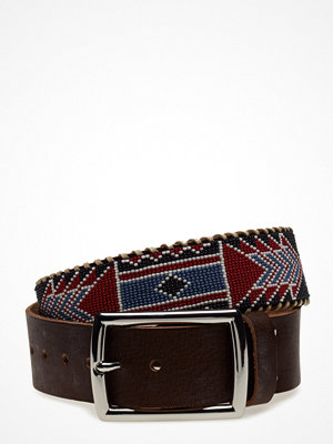 Bälten & skärp - Hunkydory Nashoba Wide Beaded Belt