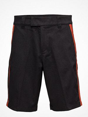 Shorts & kortbyxor - Soulland Ss17 Davidov Shorts W. Grosgrain Tape In Sideseams