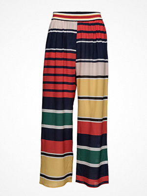 Hilfiger Collection randiga byxor Rugby Stripe Pyjama Pant