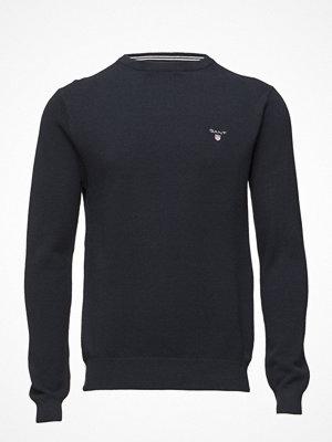 Tröjor & cardigans - Gant Cotton Pique Crew