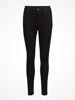 Cheap Monday High Spray Cut Black