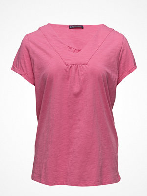 Violeta by Mango Ruched Detail T-Shirt