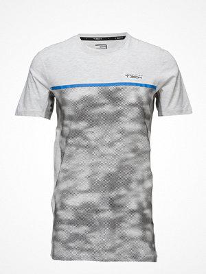 Sportkläder - Jack & Jones Tech Jjtaop Tee Ss Crew Neck