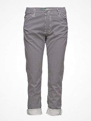 Please Jeans byxor Fancy Stripe