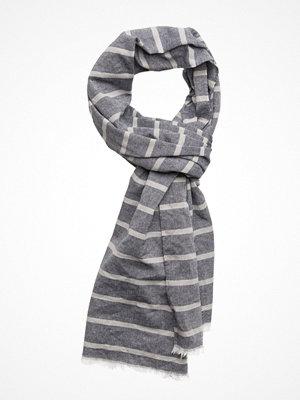 Halsdukar & scarves - Lindbergh Printedstripescarf