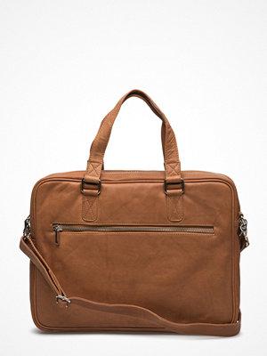 Depeche brun datorväska Medium Bag
