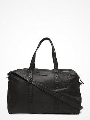 Depeche svart weekendbag Weekend Bag