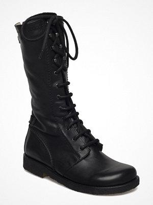 Stövlar & stövletter - Angulus Long Boot With Laces.