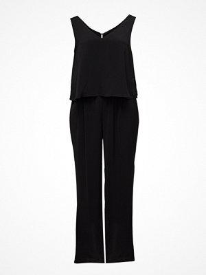 Jumpsuits & playsuits - Violeta by Mango Flowy Long Jumpsuit