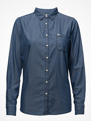 Lee Jeans One Pocket Shirt Indigo