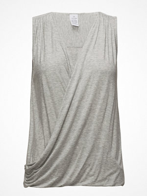 Calvin Klein Top V Neck Short Sle