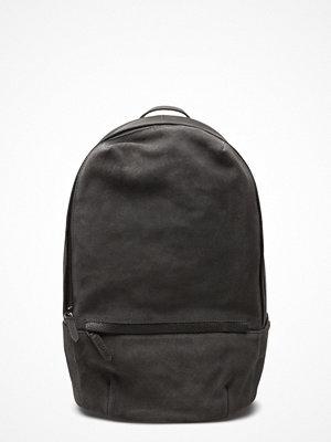 Royal Republiq svart ryggsäck Encore Backpack Mini Suede