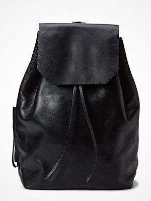 Royal Republiq svart ryggsäck Bucket Backpack