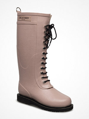 Gummistövlar - Ilse Jacobsen Rain Boot - Long, Classic With Laces