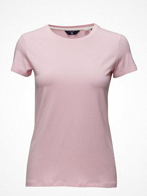 Gant O1. Cott/Ela C-Neck Ss T-Shirt