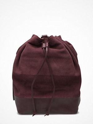 Royal Republiq omönstrad ryggsäck Bucket Backpack Suede