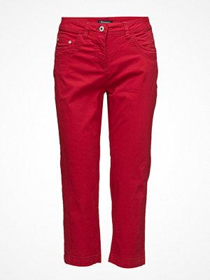 Brandtex röda byxor Capri Pants