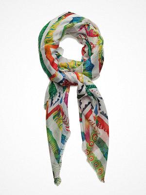 Halsdukar & scarves - Desigual Accessories Foulard Soft New Marine