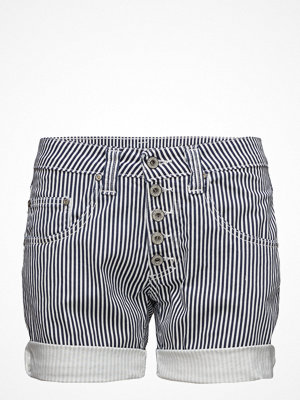 Shorts & kortbyxor - Please Jeans 5b Shorts Stripe