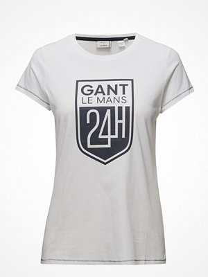 Gant Lm. C-Neck Shield Ss T-Shirt