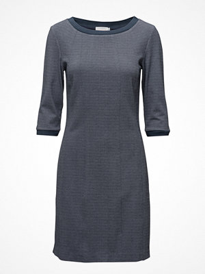 Coster Copenhagen Jersey Dress W. Rib Neck