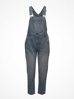 Jumpsuits & playsuits - Cheap Monday Chore Dungaree Ally Blue
