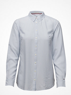 Tommy Jeans Thdw Basic Stripe Shirt L/S 19