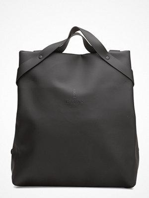 Rains svart ryggsäck Shift Bag
