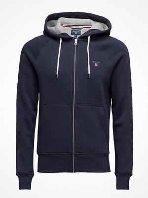 Street & luvtröjor - Gant Gant Original Full Zip Sweat Hoodie