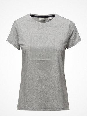 Gant Lm. C-Neck Shield Ss T-Shirt