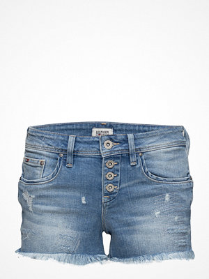 Tommy Jeans Thdw Denim  Shorts Lidst 18
