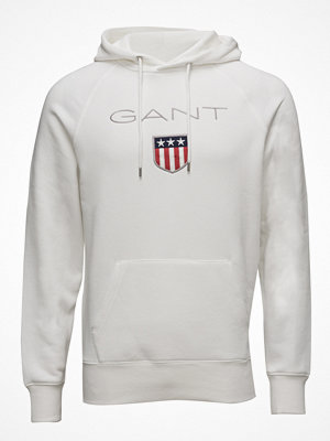 Street & luvtröjor - Gant Gant Shield Sweat Hoodie