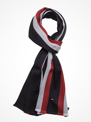 Halsdukar & scarves - Tommy Hilfiger College Stripey Scarf