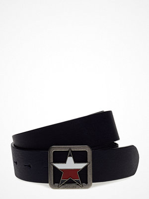 Bälten & skärp - Tommy Hilfiger Thd Star Plaque Belt 3.5cm