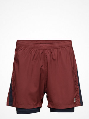 Sportkläder - Tracks by Les Deux Run Short W./Inner Tight Men