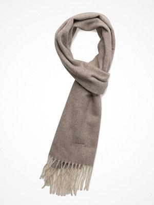Halsdukar & scarves - Gant O1. Twill Lambswool Scarf