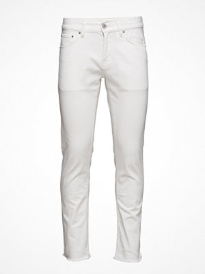 Jeans - Tommy Hilfiger Bleecker Cropped Str Dudley Off Wht