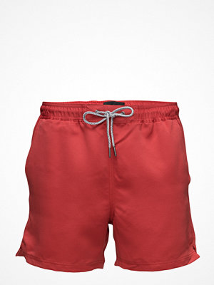 Badkläder - Matinique Swim Short Swim Shorts Solid