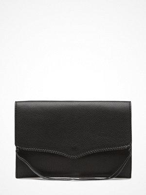 Rebecca Minkoff svart kuvertväska Panama Clutch
