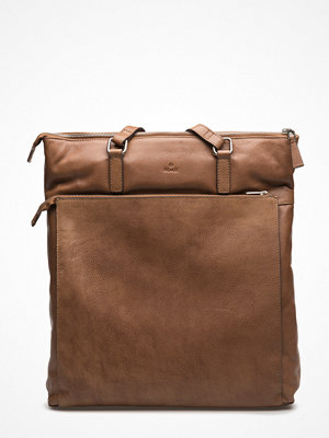 Adax beige ryggsäck Napoli Backpack Ann