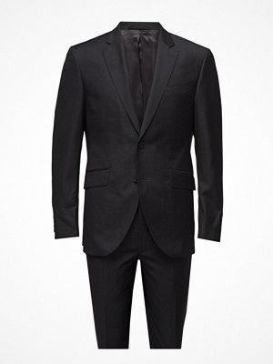 Kavajer & kostymer - Hackett Plain Wool Twill M