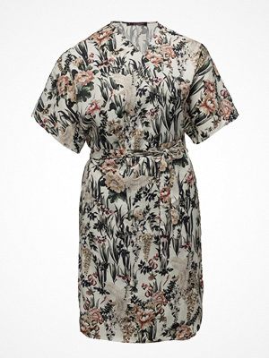 Violeta by Mango Floral Wrap Dress