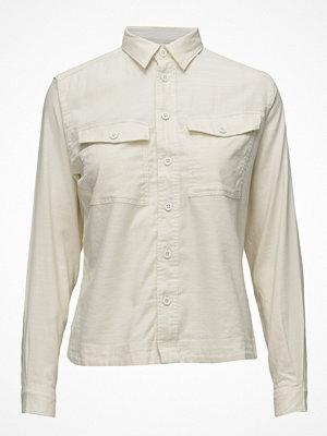 Skjortor - G-Star Rovic Cropped Shirt Wmn L