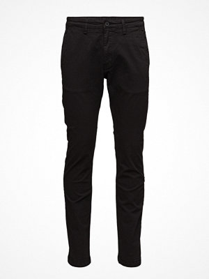 Byxor - Lee Jeans Chino Black